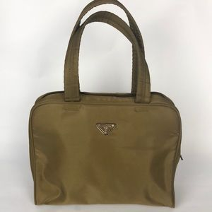 Prada Nylon Vintage military bag